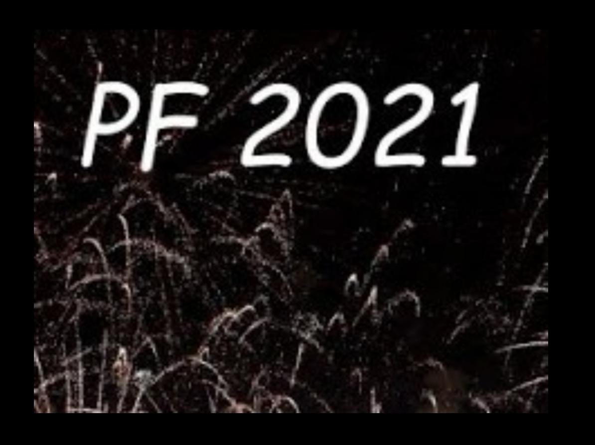 Šťastný Nový rok 2021